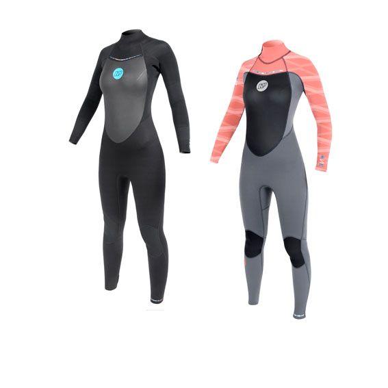 2015 NP SURF Spark 3/2 Back Zip