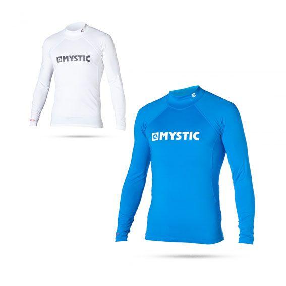 2015 MYSTIC Star Rash Vest L/S