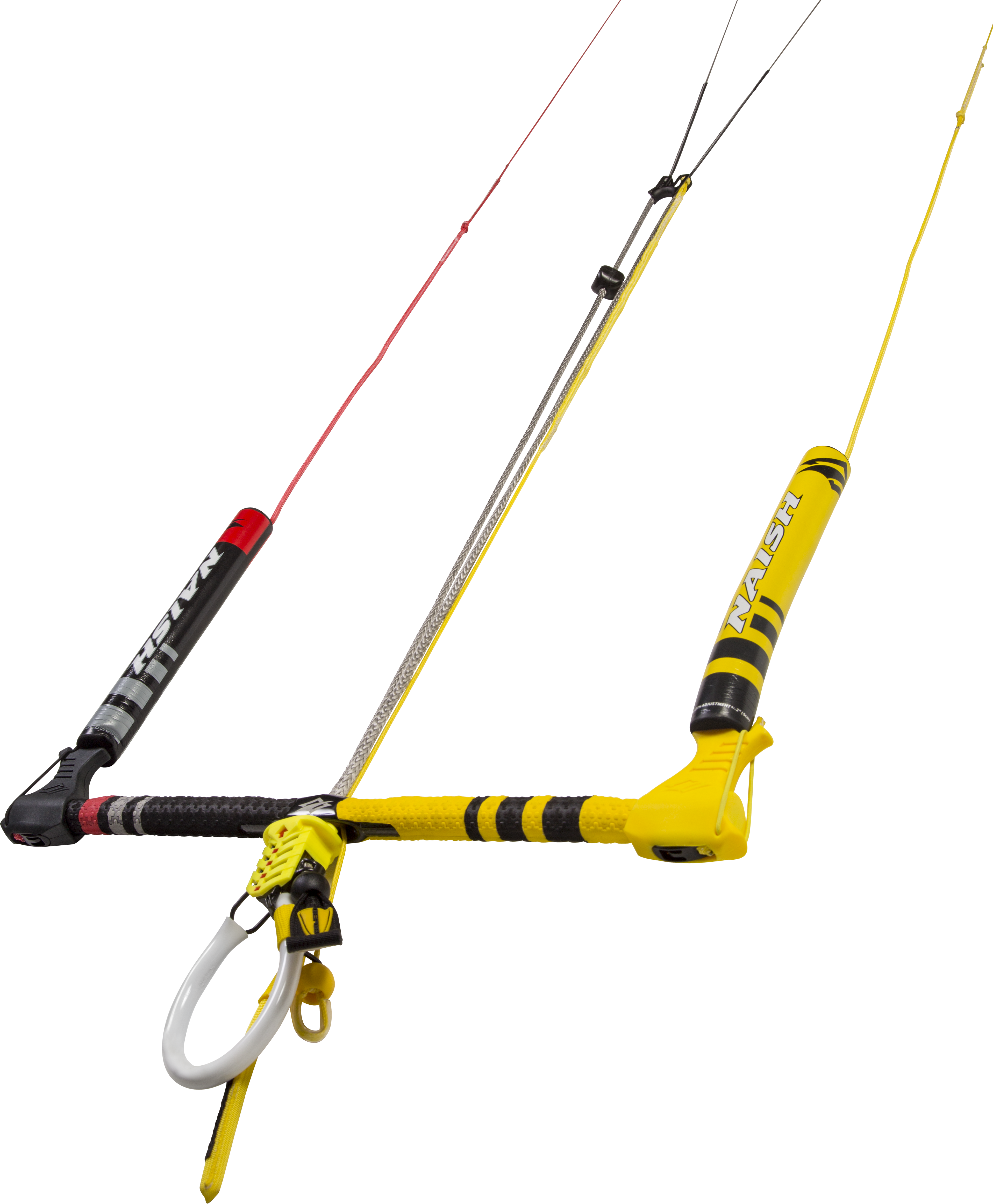 Kitesurfen Weiterer Wassersport Naish Base Control System 4-Line Kite Bar