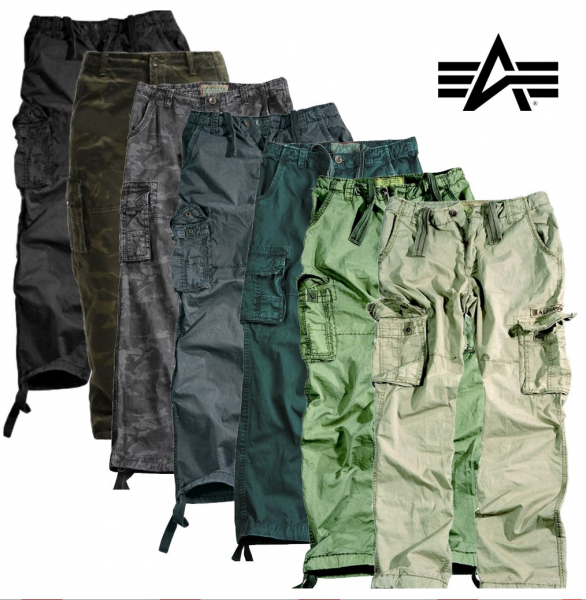 Jet Alpha Industries Industries Pant Jet Alpha Pant zvRR7w6q4