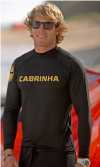2015 CABRINHA Mens LS Water T