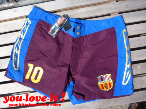 RRD Barcelona Short