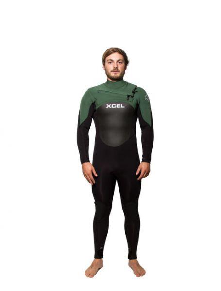 2015 Xcel Wetsuits INFINITI X2 WIND 5/4mm