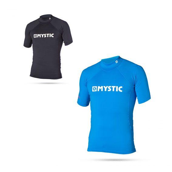 2015 MYSTIC Star Rash Vest S/S