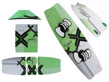 Concept X Kiteboard Split 139x42cm