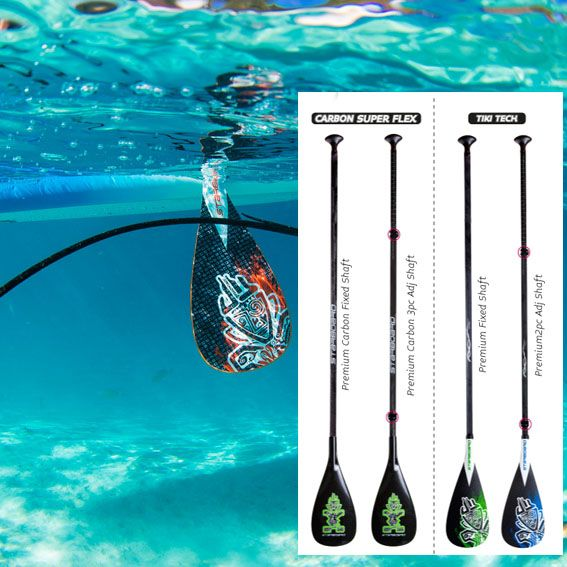 2015 Starboard Enduro Paddle Carbon Super Flex