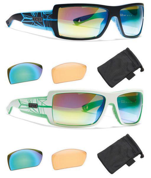 ION Eyewear Icon Set