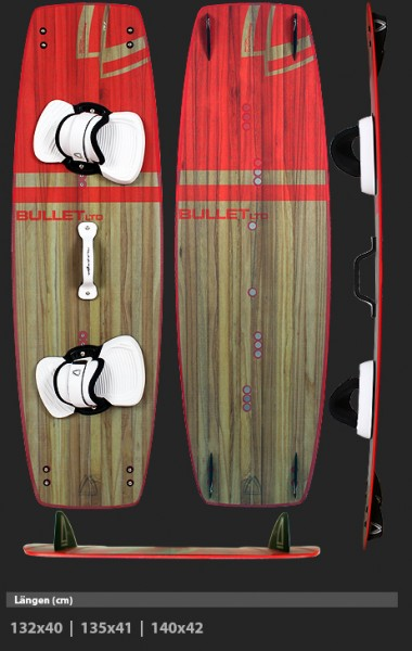 ANTON KITEBOARDS Bullet LTD