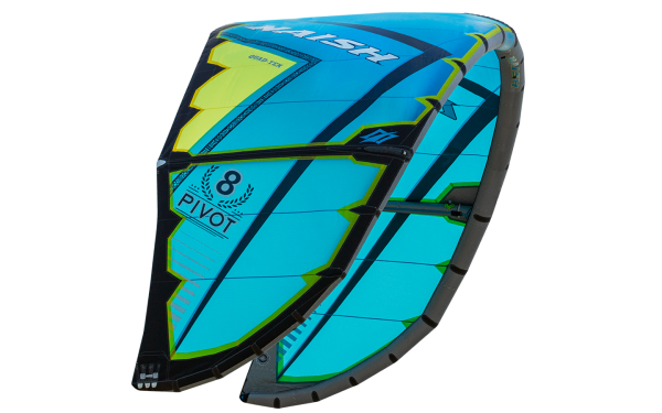 2017 Naish Pivot 6m GREEN