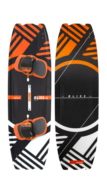 2018 RRD Bliss Ltd. V5 incl RAD PAD Bindings
