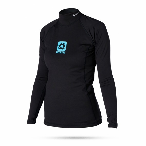 2017 MYSTIC Bipoly Thermo Vest L/S WMN