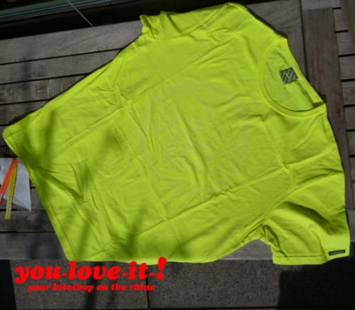 RRD T-Shirt Royal Neongelb