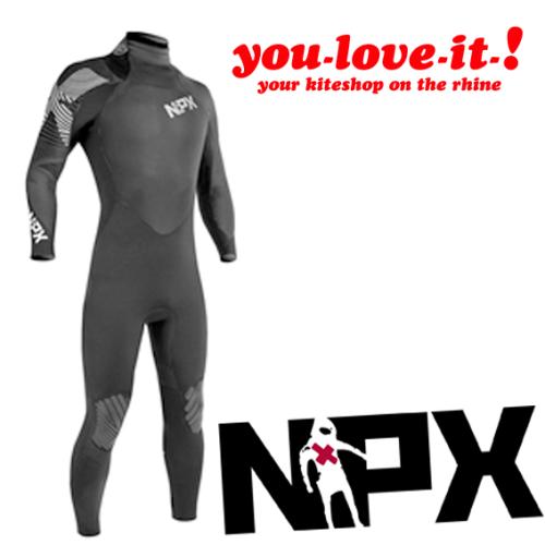 NPX Assassin Frontzip 5 mm Wetsuit