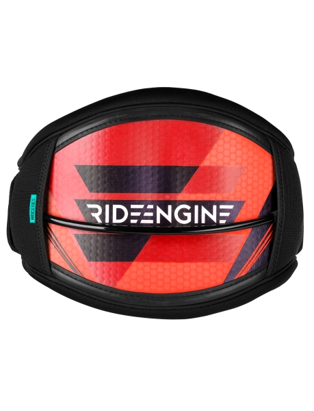 Ride Engine Hex Core Harness XL orange + Metal Hook 10'