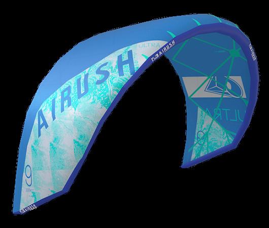 2018 AIRUSH Ultra 12m reefer blue
