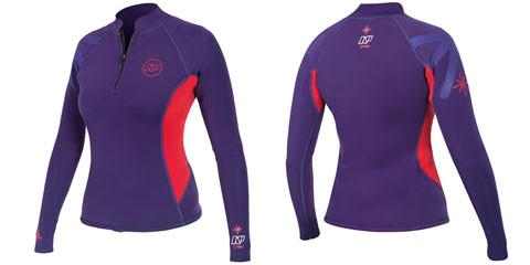2016 NP Surf Lady Spark Neo Top 2mm