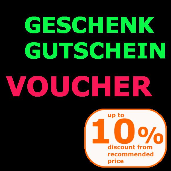 YOU LOVE IT EINKAUFSGUTSCHEIN - Gift Voucher SPECIAL
