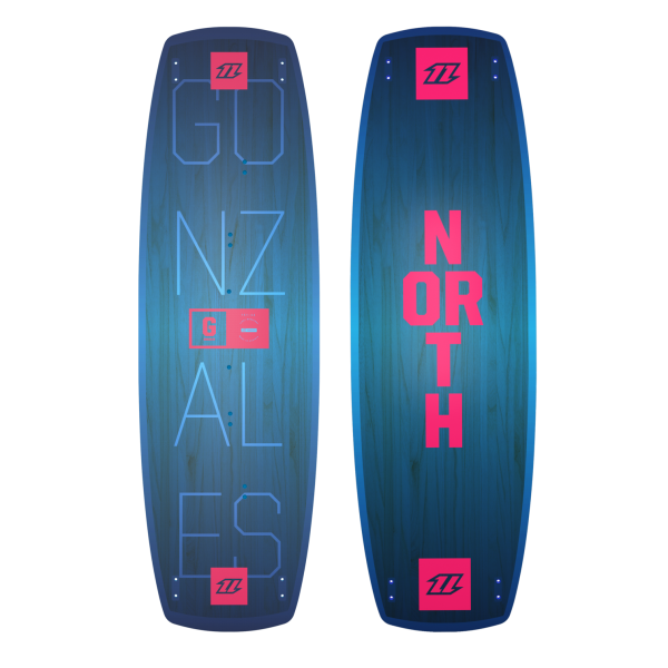2018 North Kiteboarding Gonzales