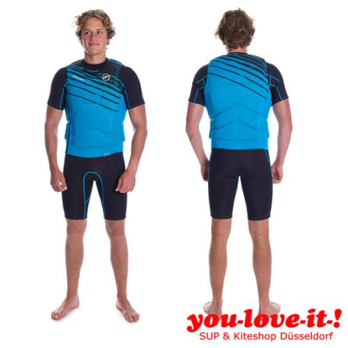 2014 PROLIMIT a Frame Vest Side Zip