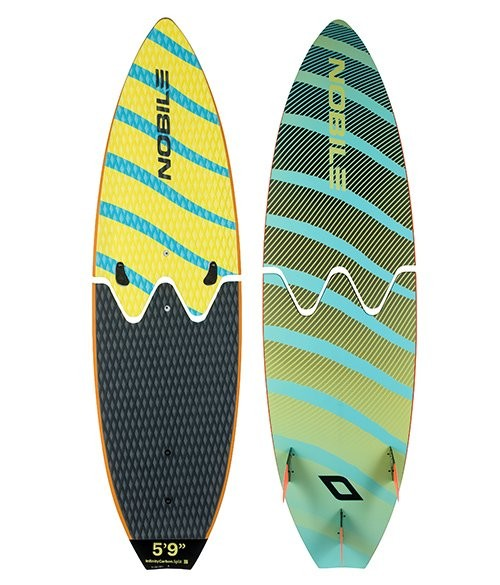 2017 Nobile Kiteboarding Infinity Carbon Split