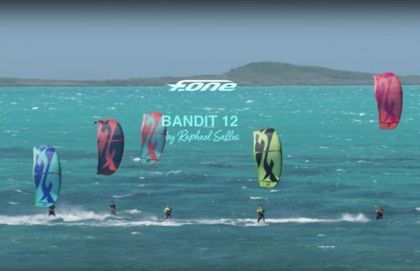 2019 F-One Kiteboarding Bandit XII