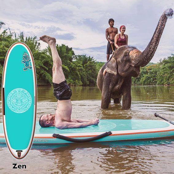 2015 Starboard Astro Yoga 40