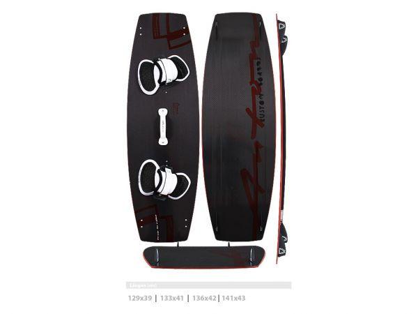 ANTON KITEBOARDS Free K. LTD C+