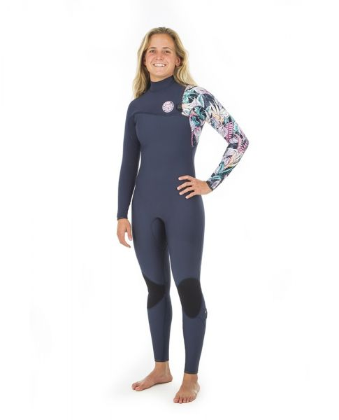 2019 Rip Curl Women G Bomb 5 3 Zip Free  d9cd05ca6