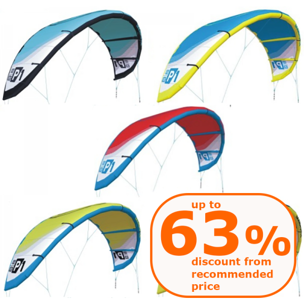 2019 / 2020 Liquid Force P1 Kite