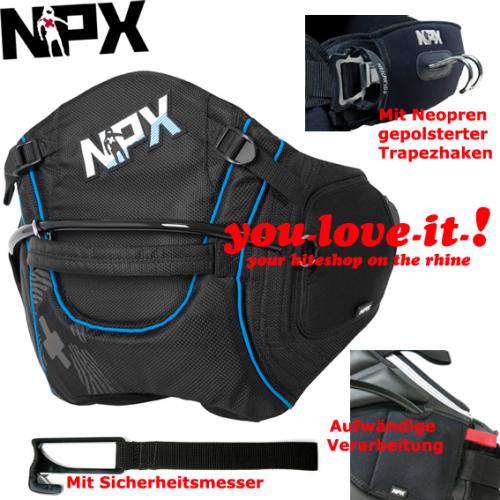 2012 NPX Sitztrapez Easy Release