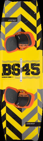 2018 RRD BS 45 BS45 V5 yellow