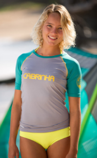 2015 CABRINHA Women´s SS Lycra