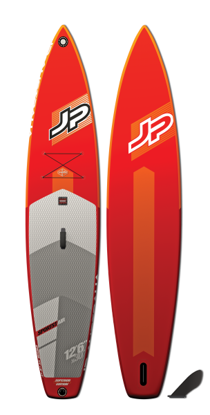 "2018 JP SportstAir 12'6"" x 30""x6"" SSE (Superior Stringer Edition)"
