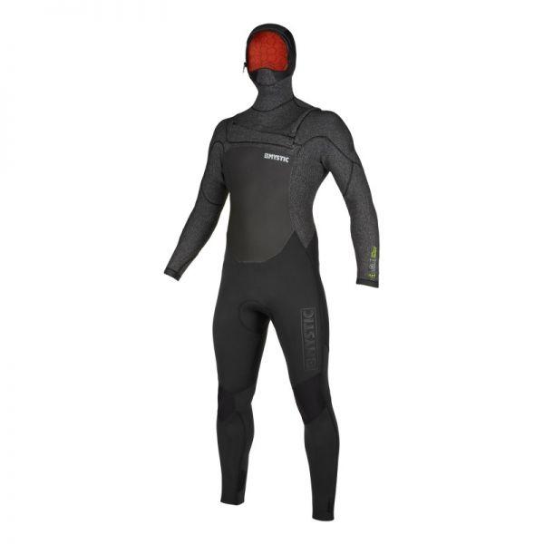 2020 Mystic Voltt Hooded Fullsuit 6/4/3mm Fzip Size XL