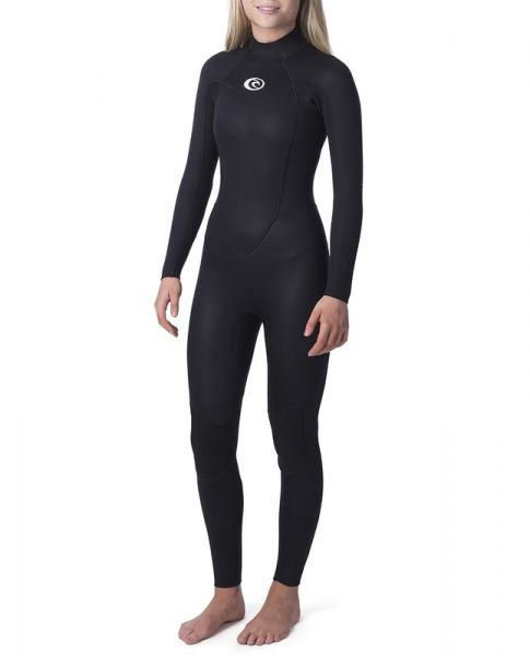 2019 Rip Curl Women Omega 5/3 Back Zip