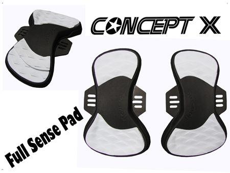 Concept X Full Sense Pads