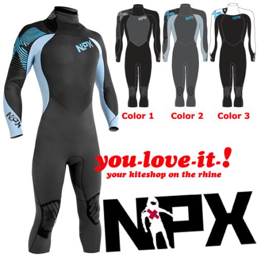 NPX Assassin Overknee 4 mm Wetsuit