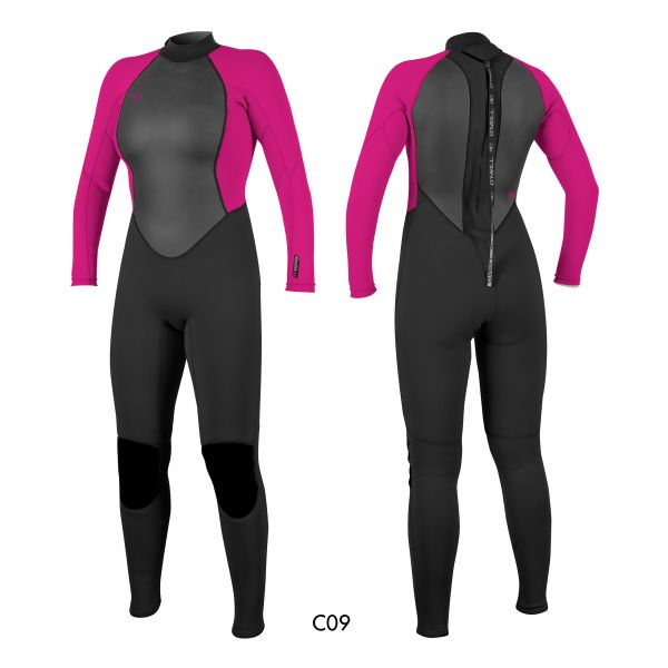 e0881c3585a6 2018/2019 O´Neill Wms Reactor-2 3/2mm Back Zip Full | Wetsuits | Kitesurf |  You-love-it-! - your kiteshop on the Rhine