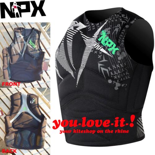 2012 NPX Cult Vest Weste